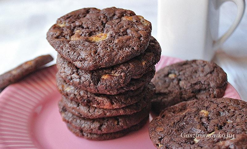 McDonald's-os csokis keksz recept