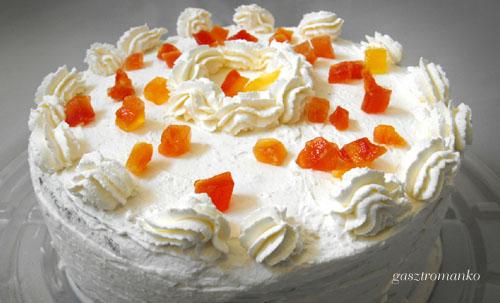 Narancsorta recept
