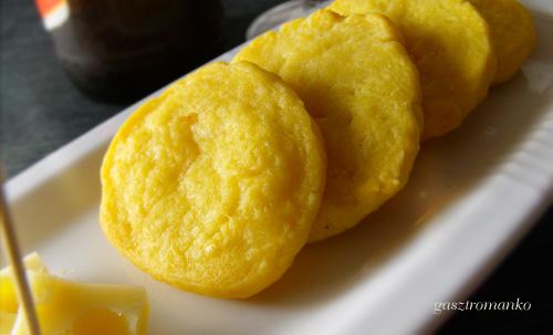 Sajtos korong recept