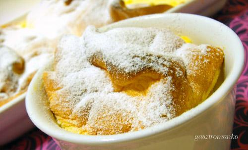 Salzburgi galuska recept