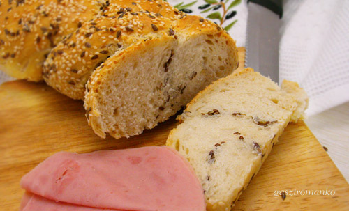 Scali kenyér recept