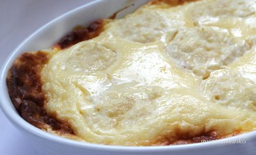 Sütőben sült túrógombóc recept