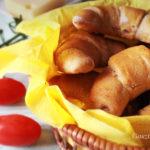 Tönkölyös kifli – tejmentes recept
