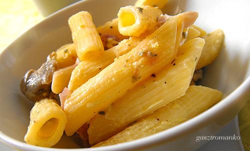 Vega penne sült zöldségekkel recept