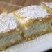 Öntött túrós süti