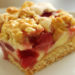 Habos epres sütemény